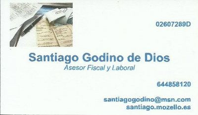 Asesor fiscal y laboral