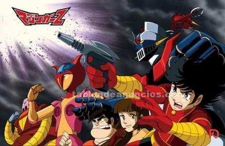 Series de anime en dvd