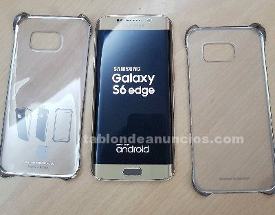 Samsung galaxy s6 edge de 64gb