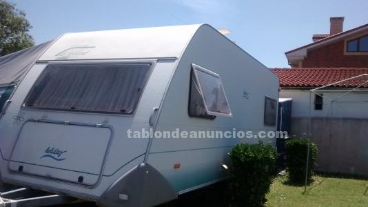 Vendo knaus eifelland holiday 500tk