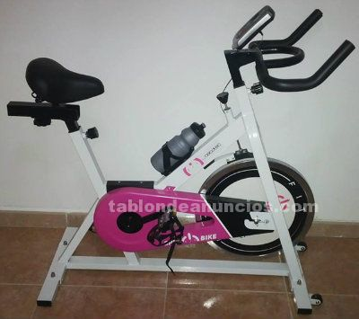 Bicicleta fitness para spinning cecotec fit bike