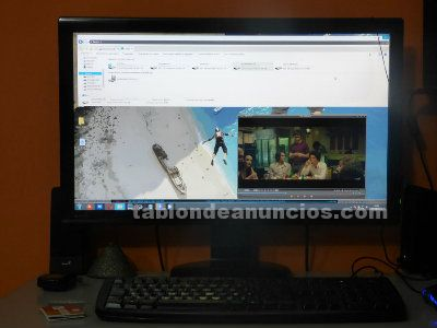 "Monitor pc 27"" vendo"
