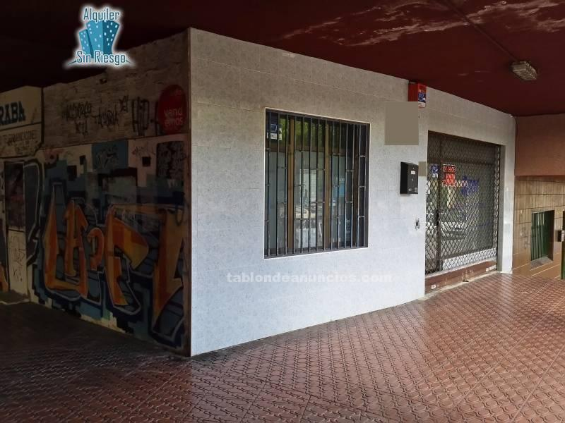 Se vende local comercial en aranbizkarra.