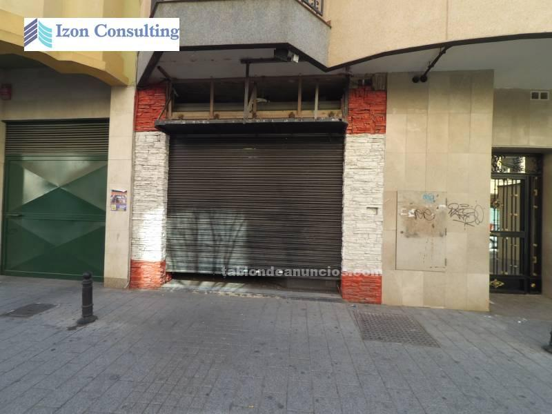 Local comercial zona carretas