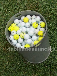 Bolas pelotas de golf