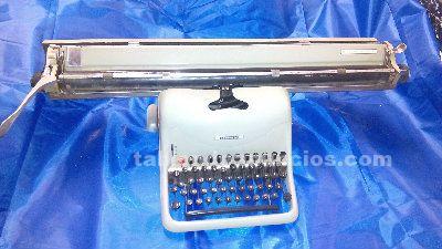 Máquina de escribir olivetti lexicon 80