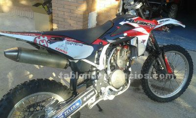 Husqvarna enduro 510 kit arrow