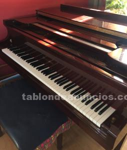 Se vende piano de cola