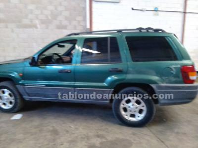 Jeep gran cheroque