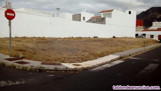 Venta de terrenos 689 m2 en buenavista del norte calle el horno 48 (a)