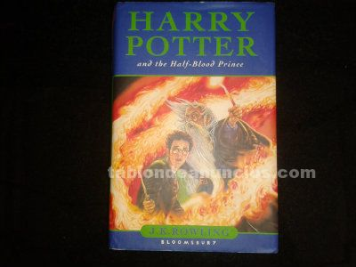 Harry potter and the half-blood prince ( en ingles)