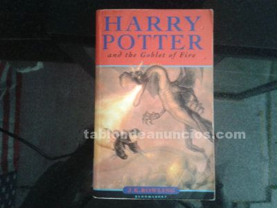 Harry potter and the goblet of fire (en ingles)