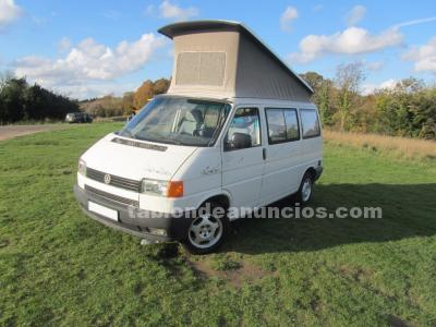 VOLKSWAGEN T 4 CALIFORNIA, VENDO T 4 CALIFORNIA