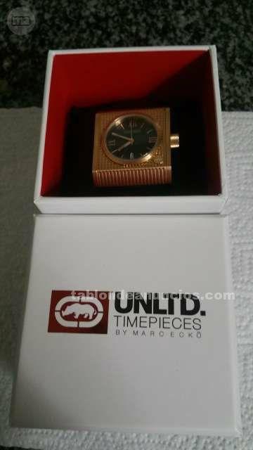 Reloj marca original marc ecko