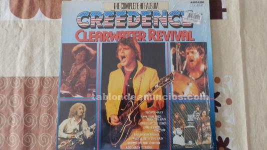 Vinilo doble creedence clearwater revival