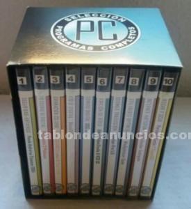 Colección Pc CD-Roms Selección Programas Completo