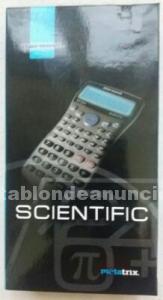 Calculadora científica starmovil modelo metatrix