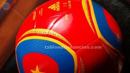España campeona del mundo en futbol