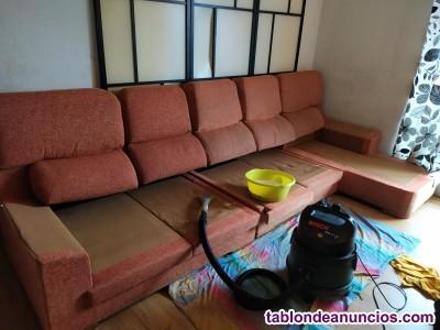 Limpieza de sofas  y moquetas