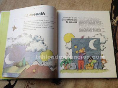 Biblia ilustrada infantil