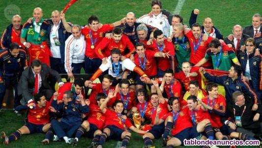 Pelota futbol mundial 2010
