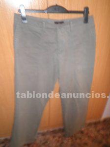 Pantalones de vestir de caballero (2) por 5 euros