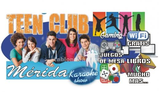 Teen club merida - tu espacio exclusivo paratiempo libre