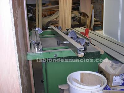 Venta maquinaria carpinteria