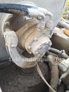 Motor reductor hidraulico