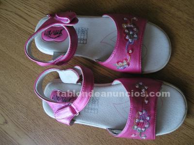 Sandalias de niña nº 33
