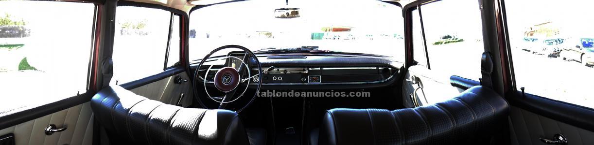 Mercedes Benz 190 1.9D Colas