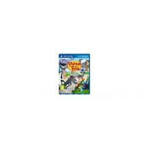 Juego psvita - phineas and ferb