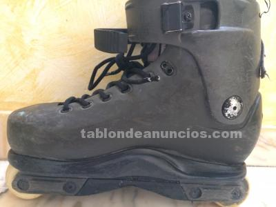 Patines agresivos usd vii talla 42.