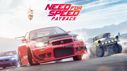 Need for speed payback/battlefront 2 origin pc