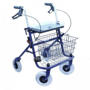 Andador nuevo. Rolator. 4 wheel walker