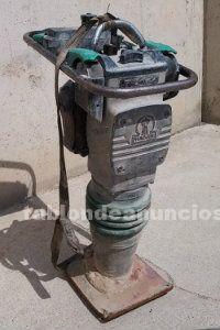 Compactador WACKER BS600