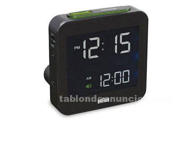 Despertador braun bnc009