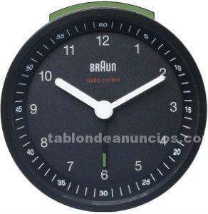 Despertador braun bnc007
