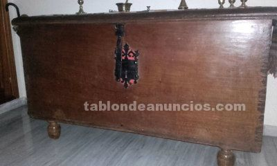 Vendo arcón antiguo