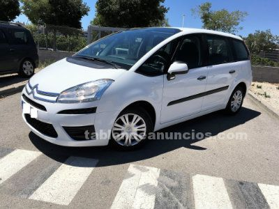Grand c4 picasso 1.6 hdi business 5pl. Solo 46.000 kms. Impecable