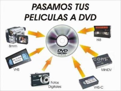 Pasamos a dvd