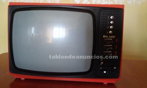 Antiguo televisor elbe 12 pulgadas