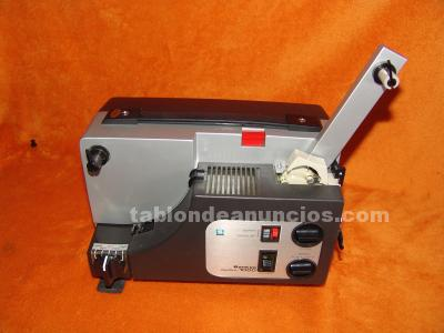 Proyector de super 8 en perfecto estado