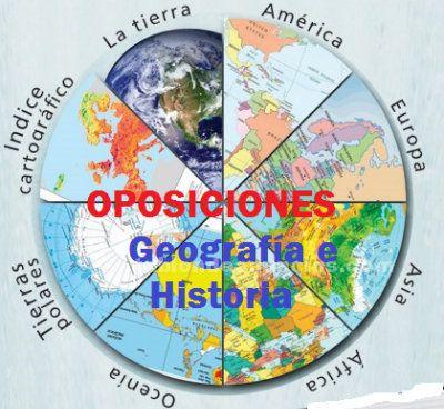 Geografía e historia:  oposiciones murcia-cc.aa 2019 presencial y on line