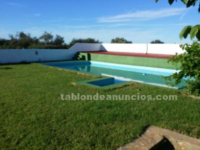 Ultimas semanas con piscina