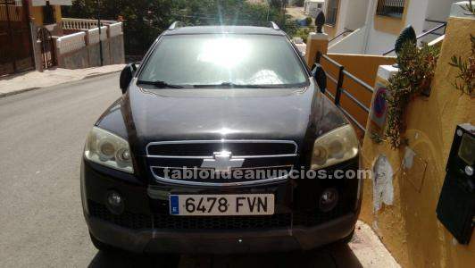 Vendo chevrolet captiva