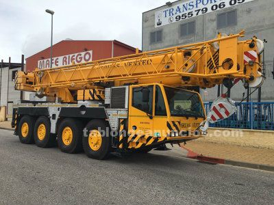 Demag ac80/2 estado impecable