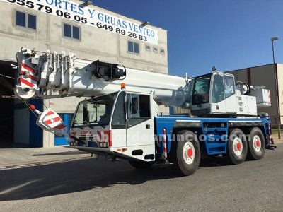 Demag ac50/1 - impecable