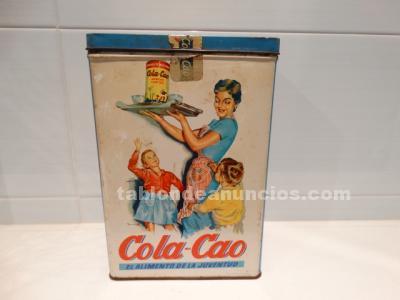 Caja Cola Cao edición PASTA
