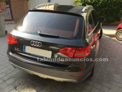 Audi a4 all road impecable